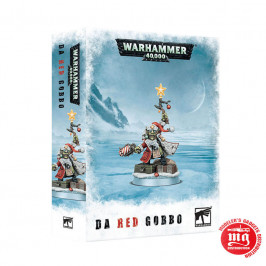 DA RED GOBBO WARHAMMER 40000 50-44