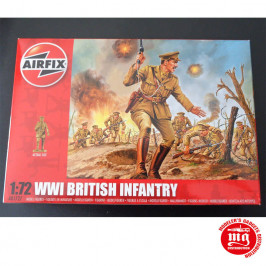 WWI BRITISH INFANTRY AIRFIX A01727