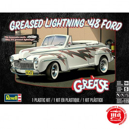 GREASED LIGHTNING 48 FORD GREASE REVELL 85-4443