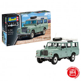 LAND ROVER STATION WAGON SERIES III 109 LWB REVELL 07047