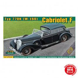 TYP 770K W-150 CABRIOLET F ACE 72559