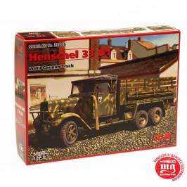 HENSCHEL 33 D1 WWII GERMAN TRUCK ICM 35466