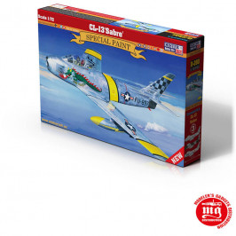 CL-13/F-86F SABRE MISTER CRAFT 042608