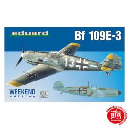 Bf 109 E-3 EDUARD 84157