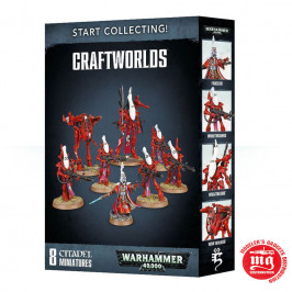 START COLLECTING CRAFTWORLDS WARHAMMER 40000  70-46