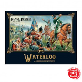 WATERLOO BLACK POWDER STARTER SET  WARLORD 301510002