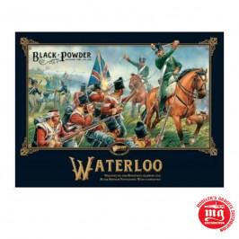 WATERLOO BLACK POWDER STARTER SET  WARLORD 301510002
