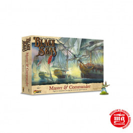BLACK SEAS MASTER AND COMMANDER STARTER SET WARLORD GAMES 791510001