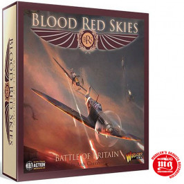 BLOOD RED SKIES WARLORD GAMES 771510001