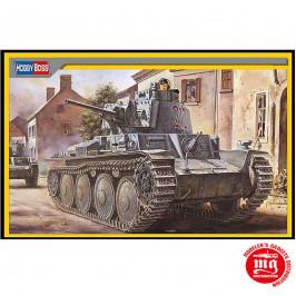 GERMAN Pz.Kpfw./Pz.BfWg 38t Ausf.B HOBBY BOSS 80138