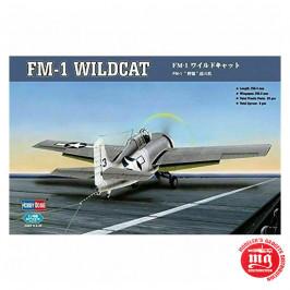 FM-1 WILDCAT HOBBY BOSS 80329