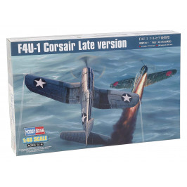 F4U-1 CORSAIR LATE VERSION HOBBY BOSS 80382