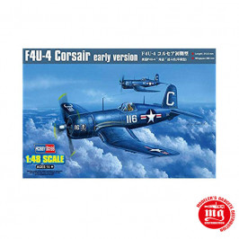 F4U-4 CORSAIR EARLY VERSION HOBBY BOSS 80386