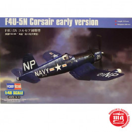 F4U-5N CORSAIR EARLY VERSION HOBBY BOSS 80390