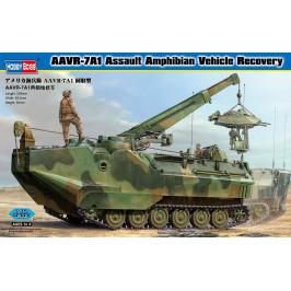 AAVR-7A1 ASSAULT AMPHIBIAN VEHICLE RECOVERY HOBBY BOSS 82411