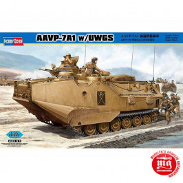 AAVP-7A1 WITH UWGS HOBBY BOSS 82412