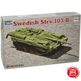 SWEDISH Strv.103 B TRUMPETER 07248