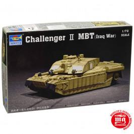CHALLENGER II MBT IRAQ WAR TRUMPETER 07215