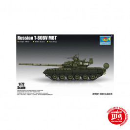 RUSSIAN T-80BV MBT TRUMPETER 07145