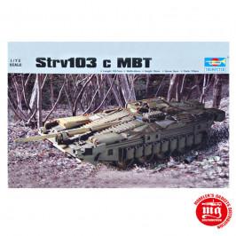 Strv103 c MBT TRUMPETER 07220