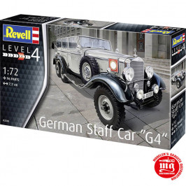GERMAN STAFF CAR G4 REVELL 03268