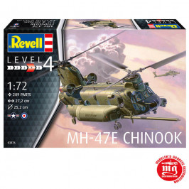MH-47E CHINOOK REVELL 03876
