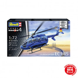 EUROCOPTER EC 145 BUILDERS CHOICE REVELL 03877