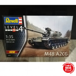 M48 A2CG REVELL 03287