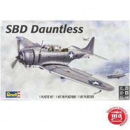 SBD DAUNTLESS REVELL 85-5249 REVELL 15249