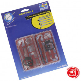 TOOLS FOR ZIMMERIT COAT MASTER TOOLS 09916