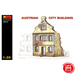 AUSTRIAN CITY BUILDING MINIART 35013