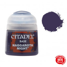 NAGGAROTH NIGHT BASE CITADEL 21-05