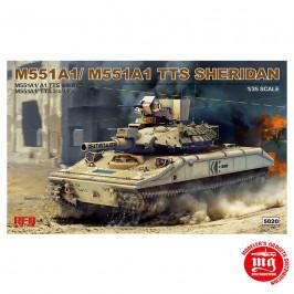 M551A1/M551A1 TTS SHERIDAN RFM 5020