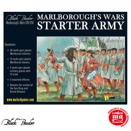 MALBOROUGH'S WARS STARTER ARMY WARLORD GAMES 302015001