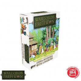 WARLORD OF EREHWON ONNA BUGEISHA WITH LONGBOWS WARLORD GAMES 693015006