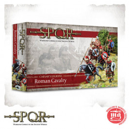 SPQR CAESAR'S LEGIONS ROMAN CAVALRY WARLORD GAMES 152211002