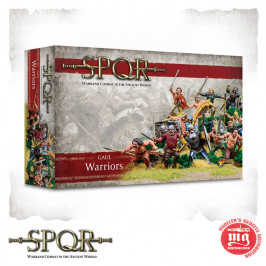 SPQR GAUL WARRIORS WARLORD GAMES 152014001