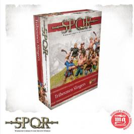 SPQR GAUL TRIBESMEN SLINGERS WARLORD GAMES 152214004