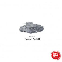 PANZER I AUSF.B WARLORD GAMES WARLORD GAMES WGB-WM-211 ESCALA 1:56