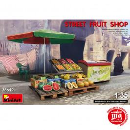 STREET FRUIT SHOP MINIART 35612