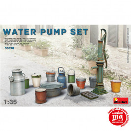 WATER PUMP SET MINIART 35578