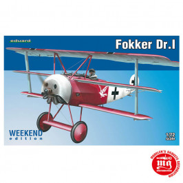 FOKKER Dr.I WEEKEND EDITION EDUARD 7438