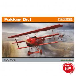 FOKKER Dr.I PROFIPACK EDITION EDUARD 8162