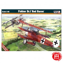 FOKKER Dr.I RED BARON MISTER CRAFT D-230