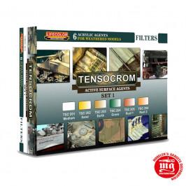 LIFECOLOR TENSOCROM SET 1 LIFECOLOR TSC 01