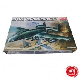 A-10A THUNDERBOLT II ACADEMY 1652
