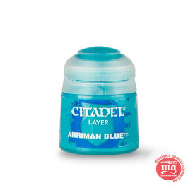 AHRIMAN BLUE LAYER CITADEL 22-76