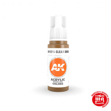 CLEAR SMOKE STANDARD AK11215