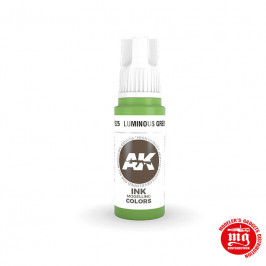 LUMINOUS GREEN INK AK11225