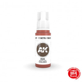 PENETRATING RED INK AK11227